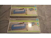 Lindam Safety Toddler Bed Rail UNUSED IN BOX - 2 available (£10 each guard)