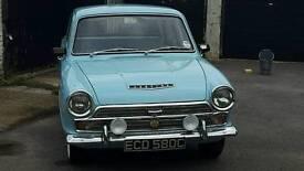 Mk 1 Cortina