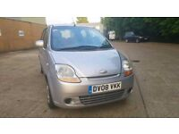 Chevrolet MATIZ 1 years MOT