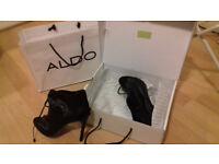 New Aldo heels size 4