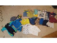 Boys 9-12 months summer/ holiday bundle