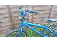 Boys Bmx suitable for about 7yrs
