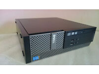 Dell OptiPlex 3020 SFF Core i5 - 4590 4TH GEN@ 3.30GHz 4GB RAM 500GB HDD Win 10 Pro