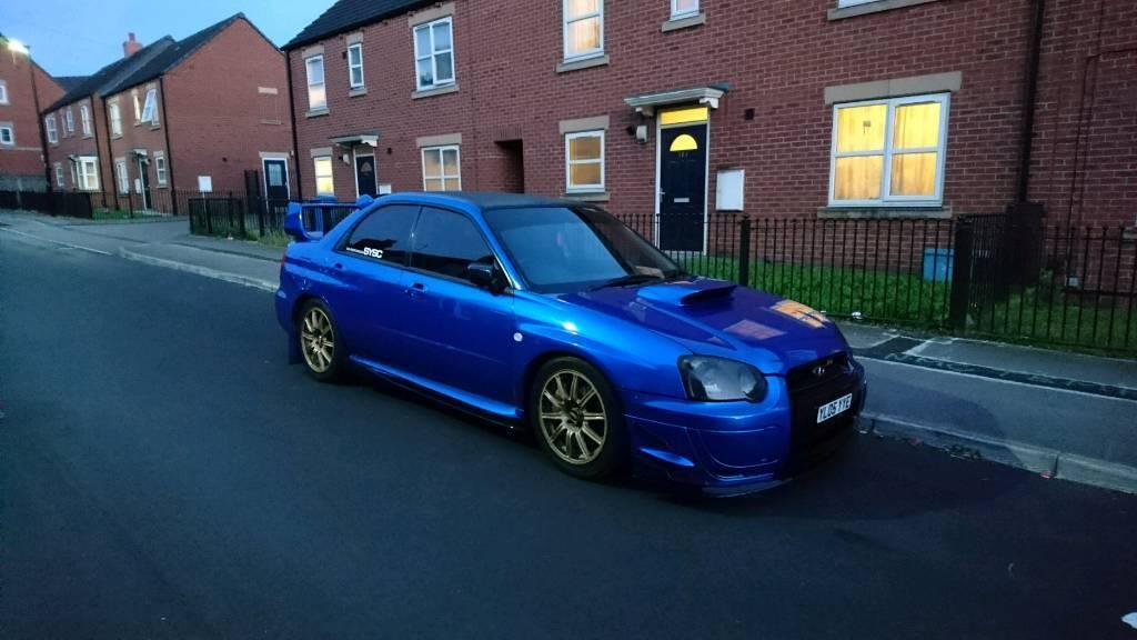 Subaru Impreza WRX STI JDM Twinscroll Import