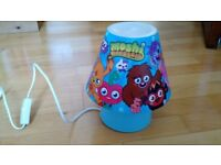 Moshi Monsters Kids Lamp