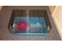 Pet cage, hamster/Guinea pig excellent condition