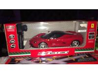 Remote control Ferrari brand new in box check my other ads lots of Brand new toys