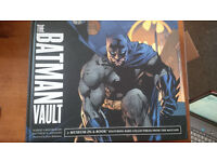 The Batman Vault Book