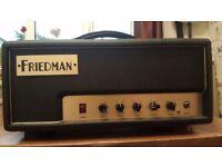 Friedman pink taco PT20 head