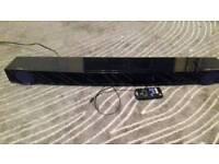 Yamaha sound bar yas 101 soundbar