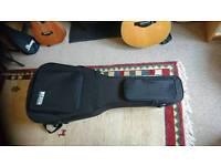 Guitar case pod