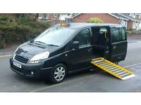 2012 62 Reg Peugeot E7 se Taxi Euro 5 Emissions GENUINE 69K Miles from New