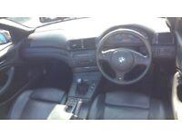 BMW 320D M SPORTS CONVERTIBLE