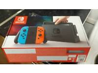 Switch for pro