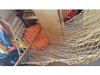 Rope Hammock Unused