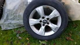 """Hyundai i40 16"""" wheel"""