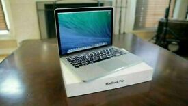 2.4Ghz Core i5 13' Retina Apple MacBook Pro 8GB 256GB SSD Premiere Omnisphere Capture One