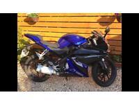 Yamaha YZF-R125 2014 | 12600 miles