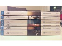 CFA Institute Level 2 Volumes 1-6, 2016 at 50 pounds, original price 120 pounds