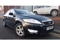 2009 Ford Mondeo 1.8 TDCi Zetec 5dr (6 speed) Hatchback, Warranty & Breakdown Cover Available £2,750