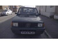 Classic Fiat Panda 1988 for sale.
