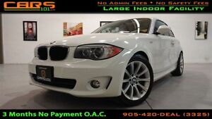 2012 BMW 128I | Sunroof| Leather |