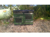 Rangemaster 110 Leisure Cooker - needs repair, one oven not working - Pick up only