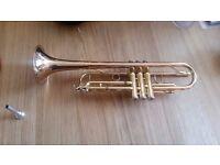 Yamaha Trumpet YTR-4335G