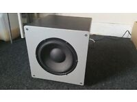 Cambridge Audio S90 SUBWOOFER ** WAS £239 NEW ** TOP Notch Condition + Power Cable **