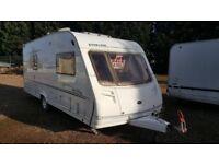 CARAVAN FOR SALE. 2004 Sterling Eccles Jewel 4 berth caravan.