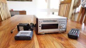 Sold 😊 Technics minidisc deck & Sharp portable player/recorder