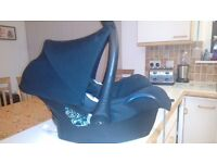 Maxi cosi car seat from newborn