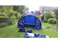 Vango 4 berth tent