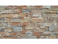 Real Stone Cladding 8 colours
