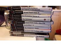 **PS2 GAME** £2 EACH**BARGAIN**BASED IN HESTON, HOUNSLOW**