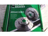 Brand New Eicher Brake Discs