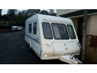 4 berth with motor mover