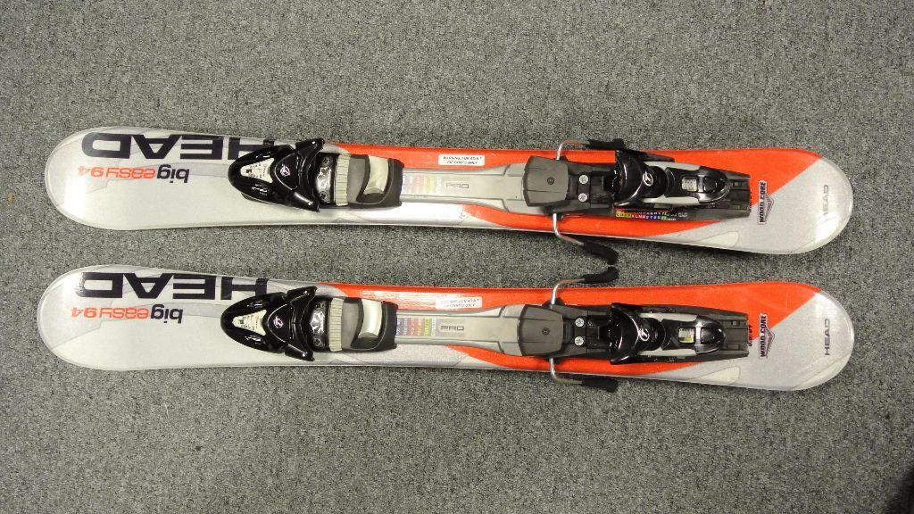 Head Big Foot Skis Big Easy 94 In Totnes Devon Gumtree