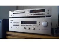 NAKAMICHI AV-7 5.1ch Surround Sound Amplifier & NAKAMICHI MB-10 5 Disc CD Player Boxed