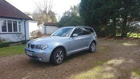 X3 3.0i SE automatic BMW 54 Reg only 64,000 miles