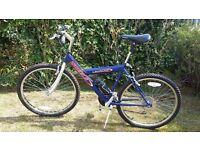 Ladies Mountain Bike 26inch wheels 21 gears