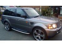 BARGAIN!!! Range Rover Sport 2008