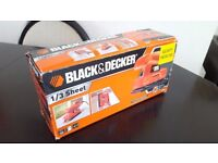 Black & Decker Sander. Used once. Excellent condition £15
