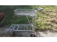 heavy duty commercial trolley
