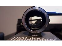 Metabones MKIV Smart Adapter Canon EF to Sony E-Mount