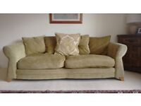 Lovely Four seater sofa