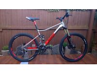 Brand new (in box) VooDoo canzo Mountain Bike