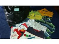 boys 3 to 4 years clothes bundle