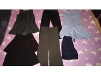 Girls school uniform 4-5 years bundle
