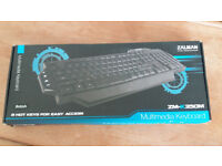 Zalman ZM-K350M gaming keyboard